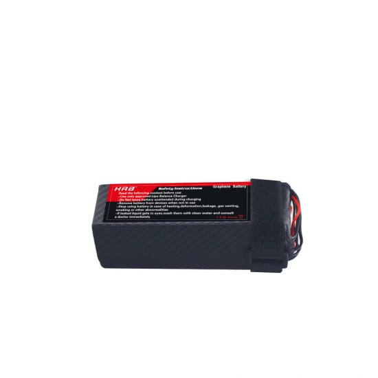HRB Graphene 6S 3800 22.2V 100C Lipo Battery EC5